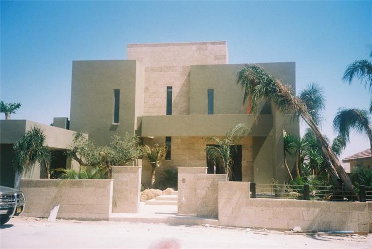 חזית בית פרטי - ויקטוריה גוטמן, אדריכלית