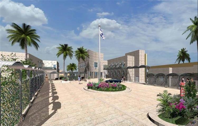 מרכז ציבור, הדמיה - אלרוד אדריכלים