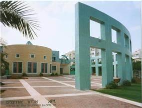 מבנה ציבור - אלרוד אדריכלים