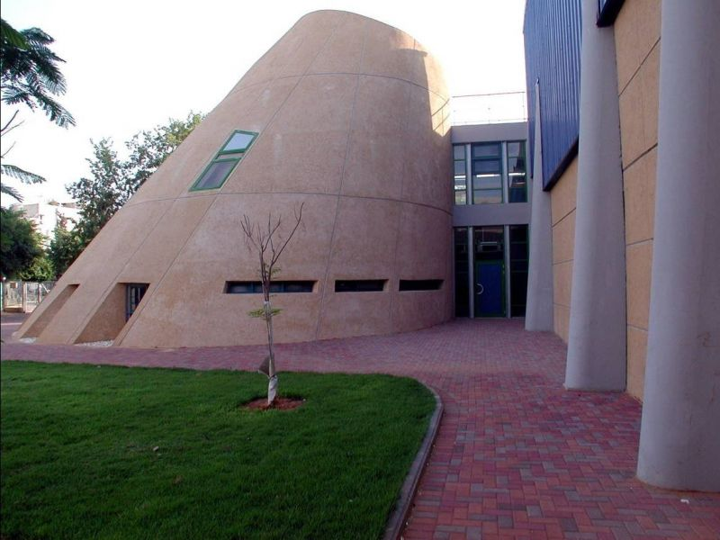 תכנון מבנה ציבור - אלרוד אדריכלים