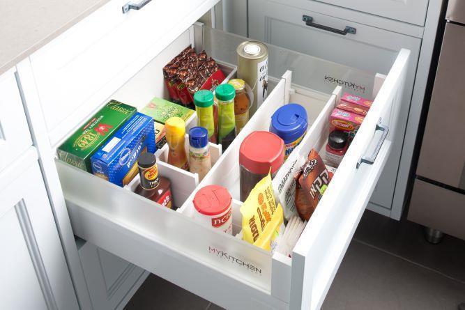 מגירות אחסון למטבח, מיי קיטצ'ן, My Kitchen