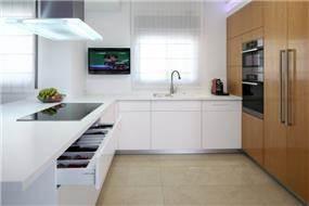 מטבח משולב עץ, מיי קיטצ'ן, My Kitchen