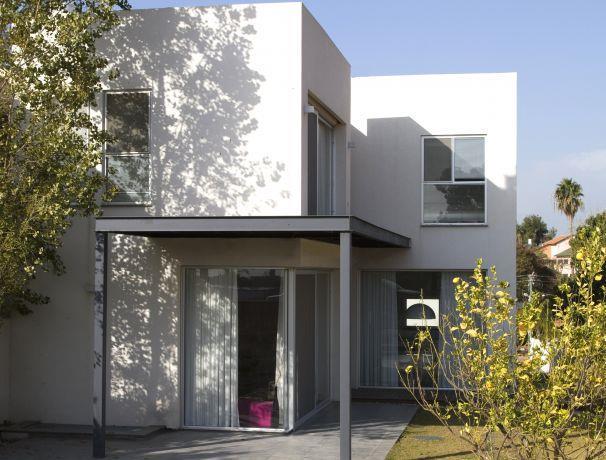 חזית בית פרטי, גלית שילון אדריכלים