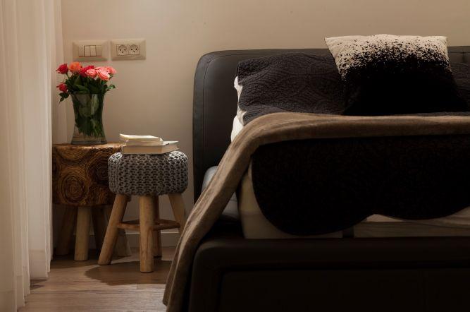 חדר שינה בעיצוב סטודיו ארוקוקו - ARococo Interior Design