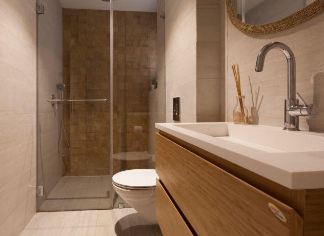חדר רחצה בעיצוב סטודיו ארוקוקו - ARococo Interior Design