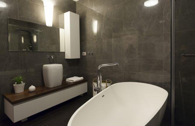 חדר אמבטיה בעיצוב סטודיו ארוקוקו - ARococo Interior Design