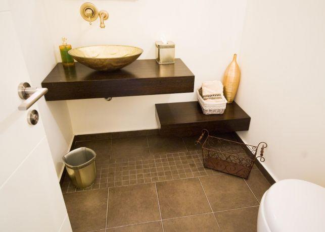 שירותים מעוצבים, סטודיו ארוקוקו - ARococo Interior Design