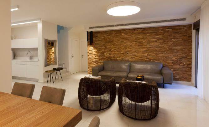 סלון ביתי, סטודיו ארוקוקו - ARococo Interior Design