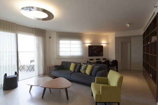 סלון, סטודיו ארוקוקו - ARococo Interior Design
