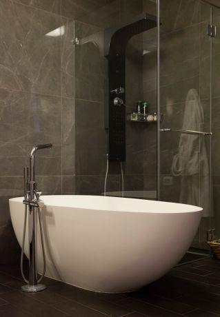 אמבטיה, סטודיו ארוקוקו - ARococo Interior Design