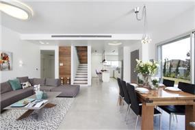 עיצוב בית פרטי, ענבר מנגד - תכנון ועיצוב פנים