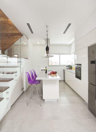 עיצוב מטבח, ענבר מנגד - תכנון ועיצוב פנים