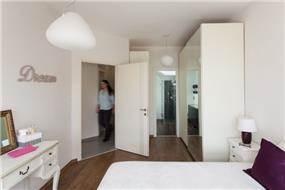 חדר שינה, ענבר מנגד - תכנון ועיצוב פנים