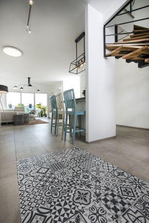 חלל מגורים,  עמית ישראל עיצוב a.i.design studio