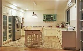מטבח כפרי בסגנון פרובנס, בטש מעצבים