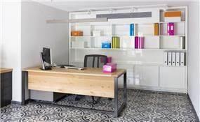 חדר עבודה מודרני, בטש מעצבים