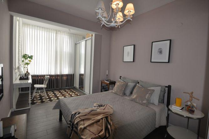 חדר שינה זוגי, דיאנה סטארק- אדריכלות ועיצוב פנים