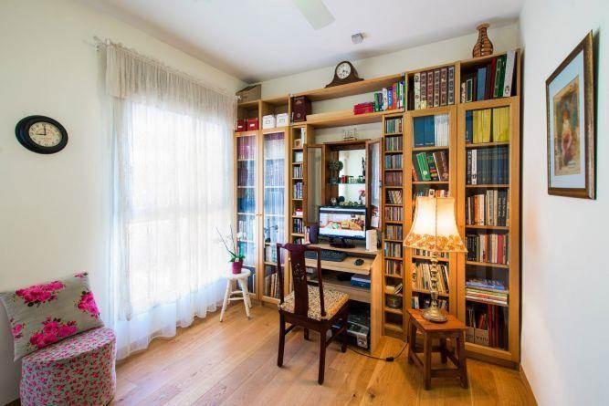 חדר עבודה מעוצב - ברברה ברזין