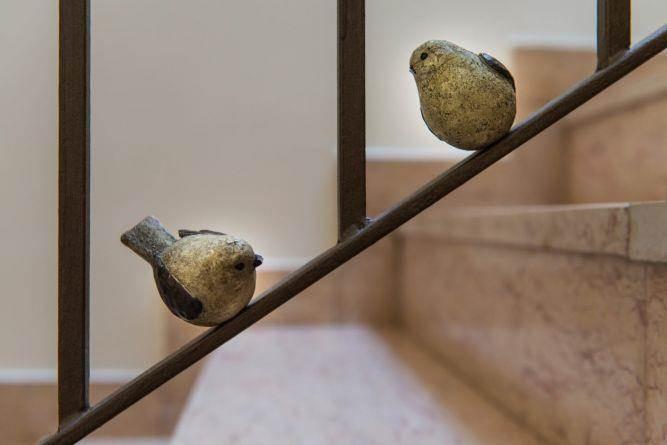 מדרגות מעוצבות - ברברה ברזין