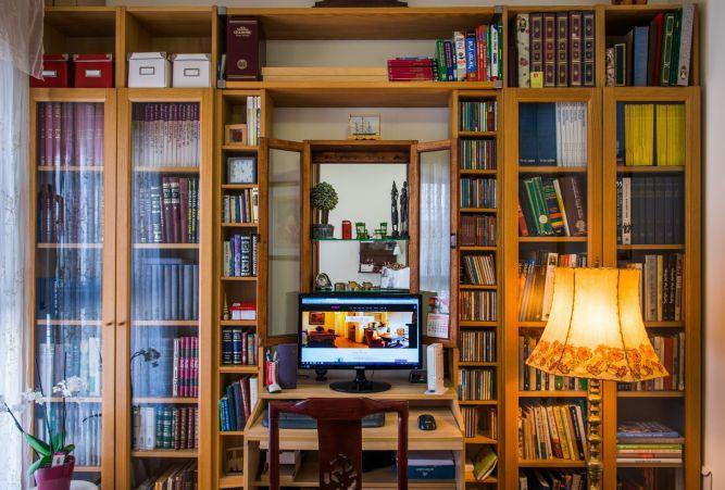 עיצוב חדר עבודה - ברברה ברזין