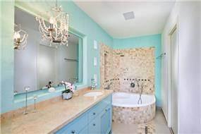 עיצוב חדר אמבטיה - ברברה ברזין
