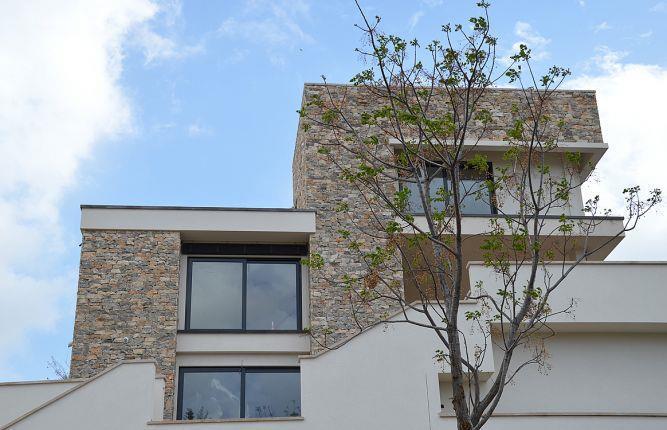 חזית בית- בי אדריכלים