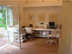 חדר עבודה- בי אדריכלים