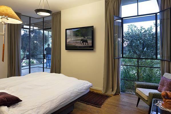 חדר שינה- בי אדריכלים