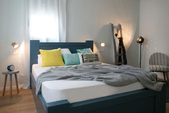 עיצוב חדר שינה- מעין גבאי, עיצוב ותכנון פנים
