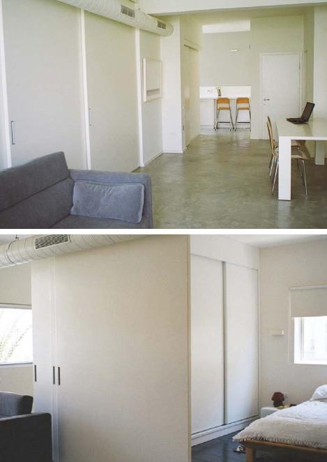 דירה, תל אביב - תעוז אדריכלות ועיצוב פנים