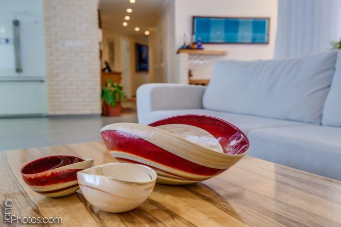 אקססוריס לסלון- איילת שבו אדריכלות ועיצוב
