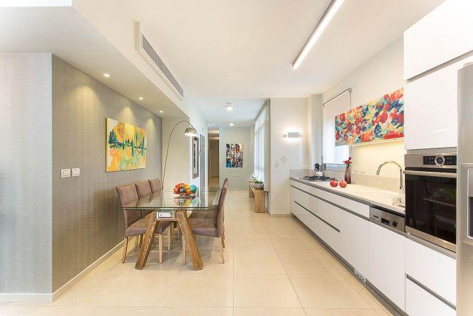 עיצוב דירה ברחובות- ענבל קרקו, עיצוב פנים ופנג שואי