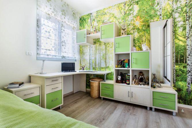 חדר לנערה ברחובות- ענבל קרקו, עיצוב פנים ופנג שואי