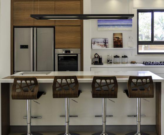 מטבח מעוצב- גלית אשמן, עיצוב פנים וניהול פרויקטים