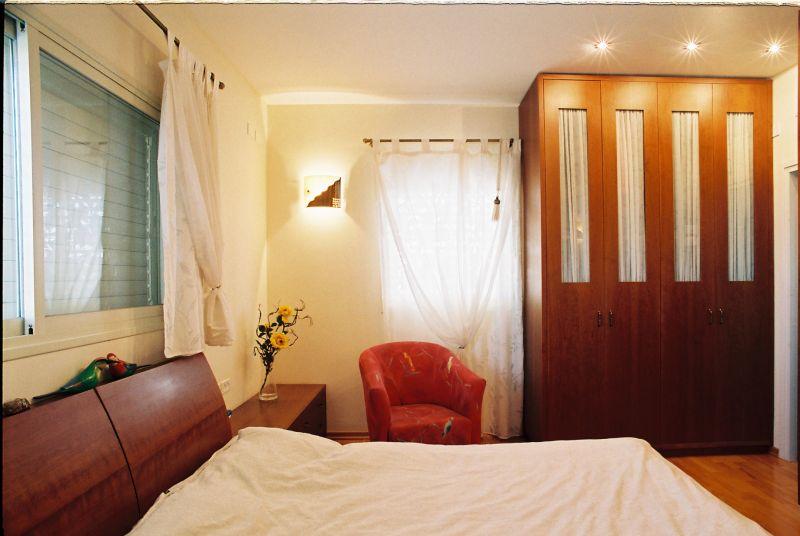 חדר שינה - הילה קרן-שטיינמץ אדריכלות ועיצוב פנים