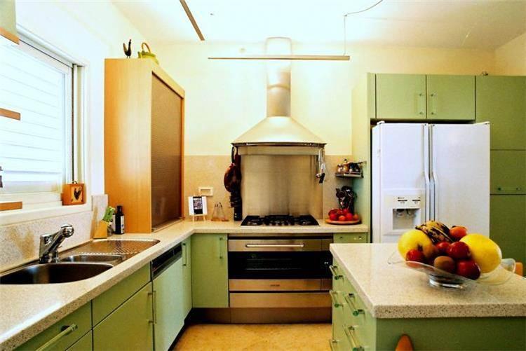 מטבח מודרני - הילה קרן-שטיינמץ אדריכלות ועיצוב פנים
