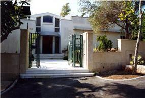 מבואת כניסה, בית פרטי - מיכאל לובוביקוב - אדריכל ומעצב פנים