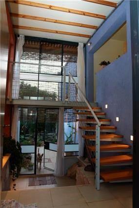 חלל כניסה - חכם בן-צבי אדריכלים