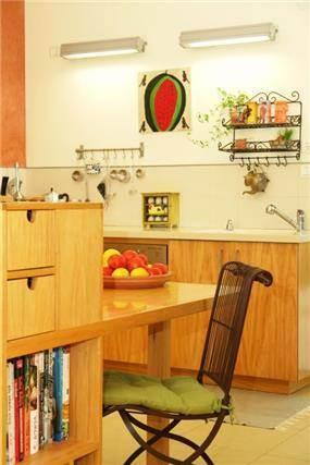 מטבח - חכם בן-צבי אדריכלים