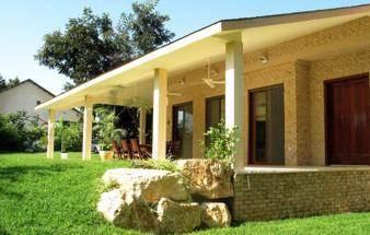 חצר בית פרטי, מושב בני ציון - אוהד בקין - אדריכלות ותכנון ערים