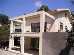 בית מגורים פרטי כולל התאמת נגישות, קרית טבעון - אוהד בקין - אדריכלות ותכנון ערים