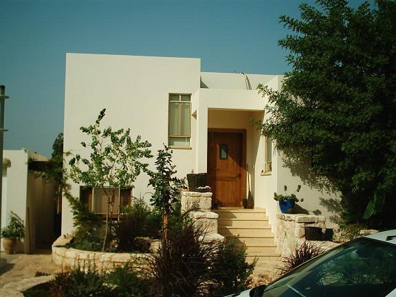 בית מגורים, עמק יזרעאל - אוהד בקין - אדריכלות ותכנון ערים
