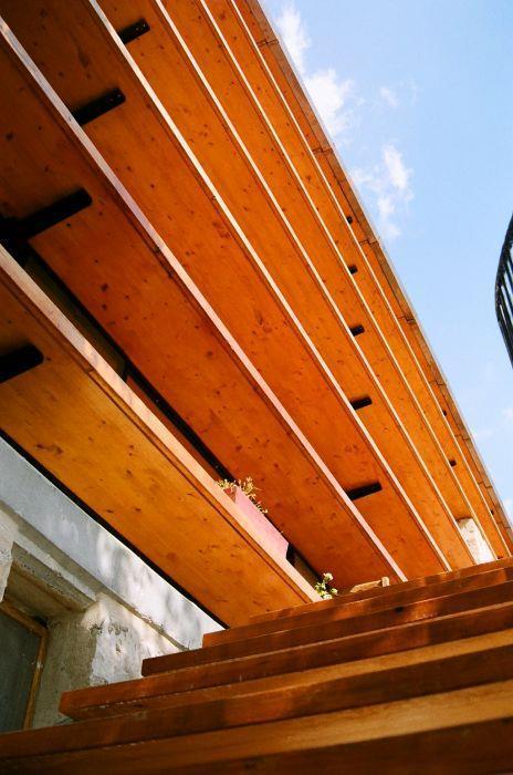 תוספת בניה לבית טמפלרי - שדה-צור