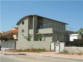 בית מודרני - רימון אדריכלים