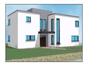 בית פרטי - הדמיה - יפתח הררי אדריכלים
