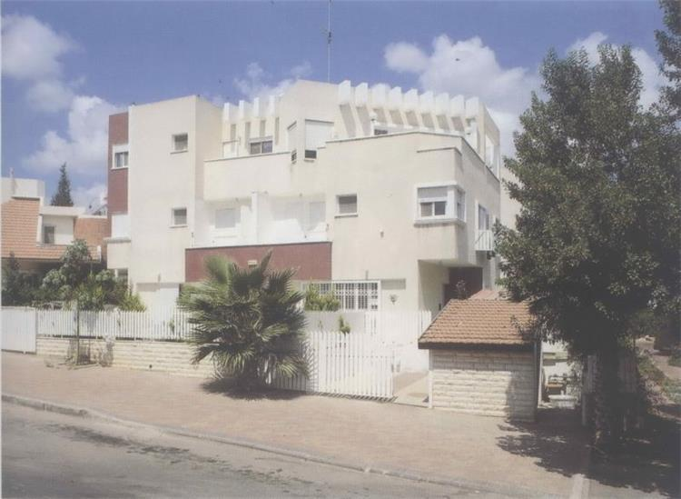 """בית מגורים משותף, קרית אתא - א.ענבר אדריכלות ובינוי ערים בע""""מ"""