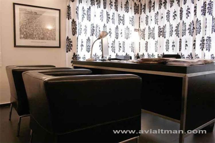 חדר ישיבות - י. אלטמן עיצוב ותכנון פנים