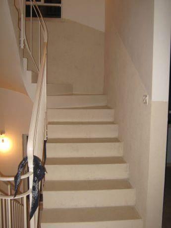 בית פרטי, חדר מדרגות, עין הים - שלי דותן אדריכלות ועיצוב פנים