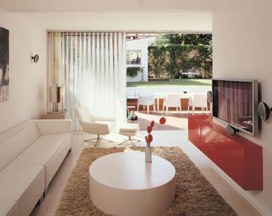 סלון, בית פרטי, צהלה - טל נבות ארכיטקטורה