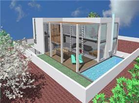 בית, צפון תל אביב - טל נבות ארכיטקטורה